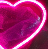 Neon Heart (Pink) | 1 available