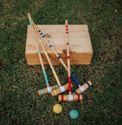 Croquet | 1 available