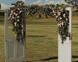 Vintage door arch | 1 available
