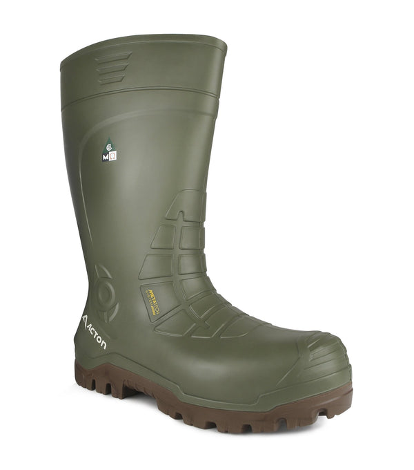 Acton Bering Men's Safety Rubber Boot