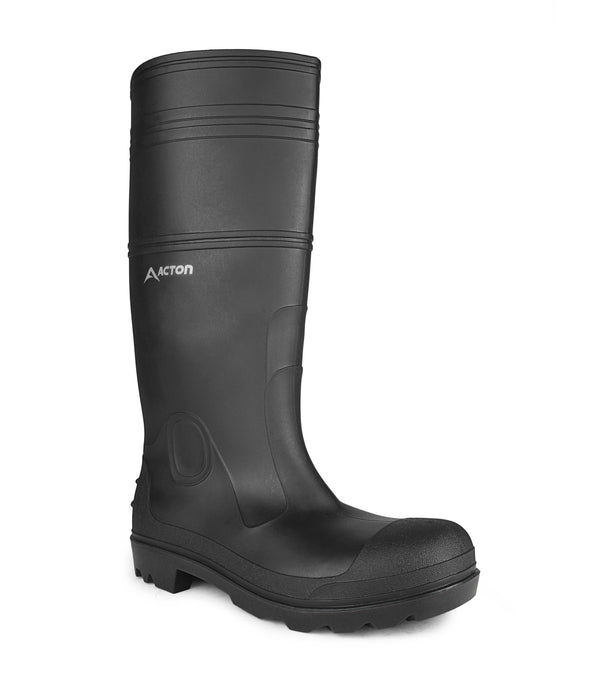 "Acton Function Construction 10.5"" Boots, Black"