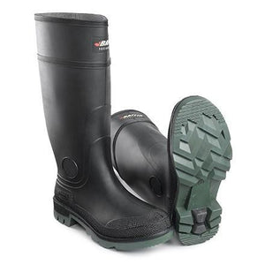 Baffin Men's Enduro Rubber Boot Plain Black