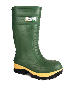 Cofra - Thermic CSA Rubber Boots Green