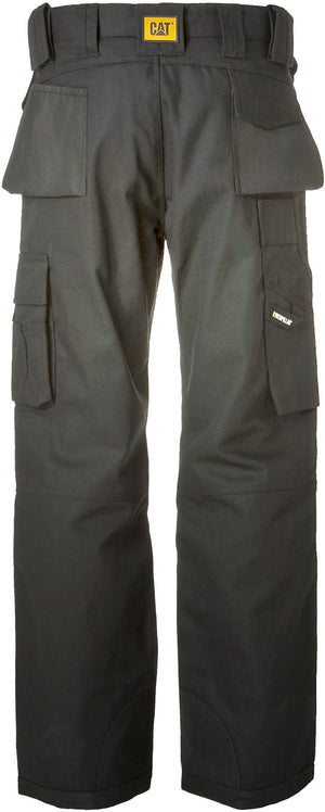 CAT Trademark Trouser Black