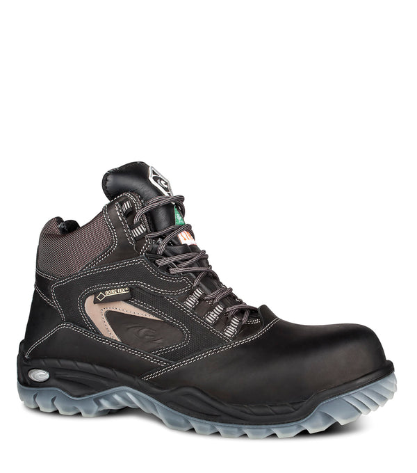 Cofra - Valzer CSA Boots Wide Black