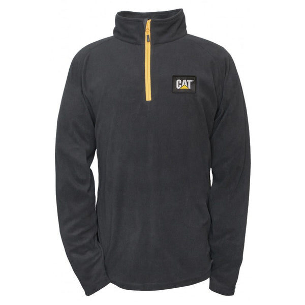 CAT Concord Fleece Pullover Black