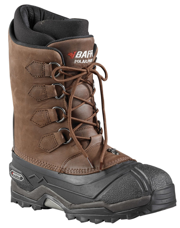 Baffin's Control Max Worn Brown Boots