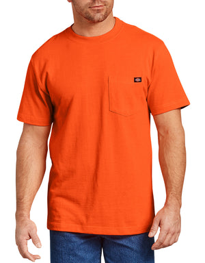 Dickies Short Sleeve Heavyweight Neon Crew Neck T-Shirt
