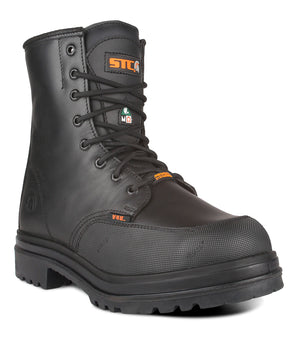 STC Cylinder Men's Work Boots CSA, Black