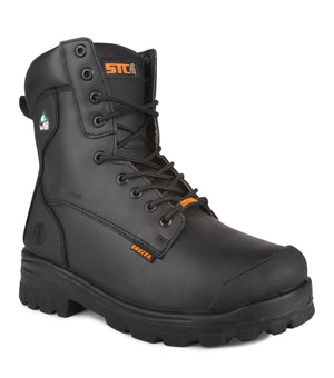 STC Master MET Construction Boots, Black