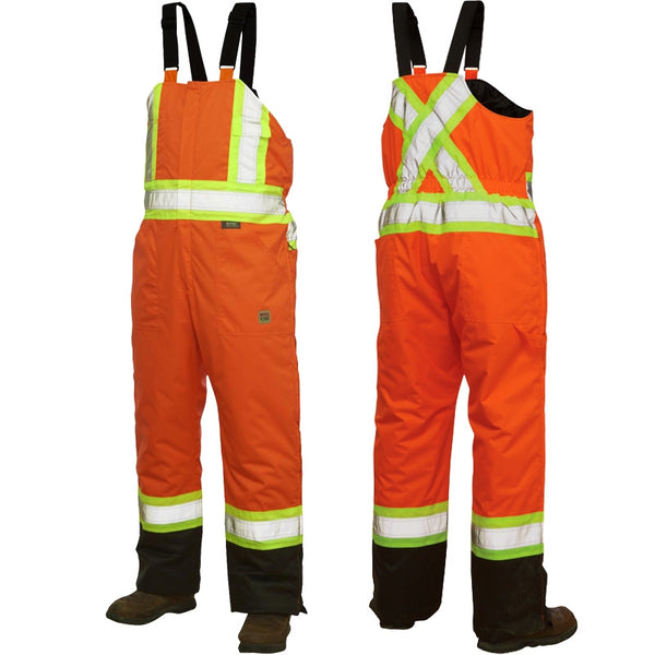 Work King Insulated Safety Overall
