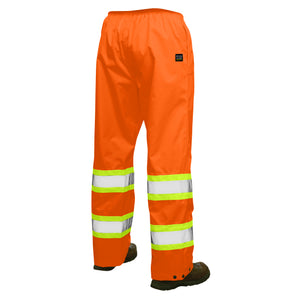 Work King 300DSafety Rain Pant