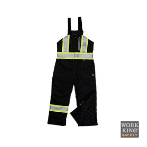 Work King Waterproof/Breathable Insulated Safety Overall