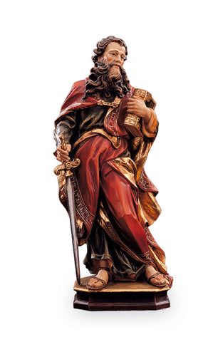 "6"" St. Paul Woodcarving by LEPI"