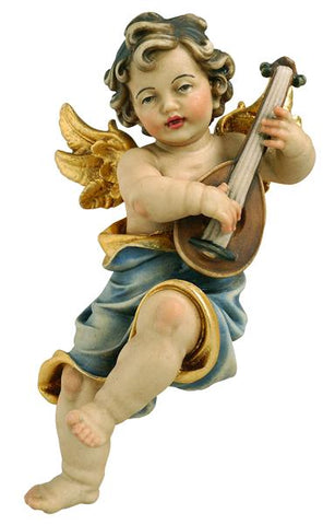 Raffaelo Angel with Mandolin by PEMA