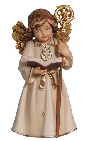 Bell Angel - Standing for the Confirmation - Original Glockenengel by PEMA