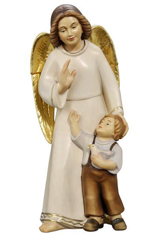 Guardian Angel with Boy - Modern