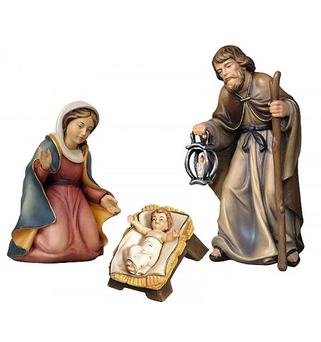Salcher Holy Family for Bethlehem crib