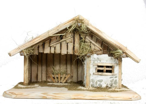 Bavarian Nativity Stable - Schongau
