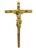 Oak Crucifix by Salcher Werner