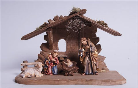 Rainell 6 Piece Nativity Set