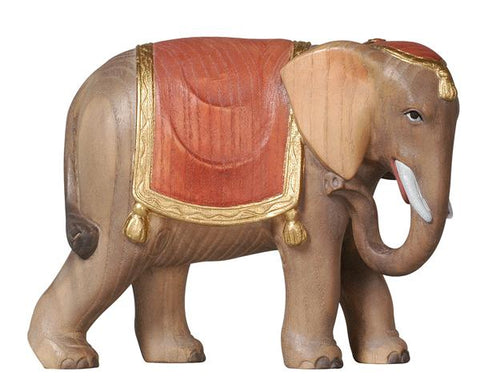 PEMA Elephant - Watercolor