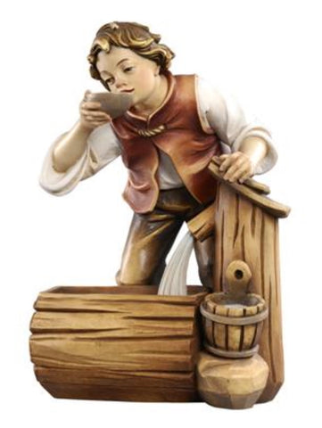Kostner Boy with Well