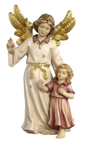 Kostner Guardian Angel with Girl
