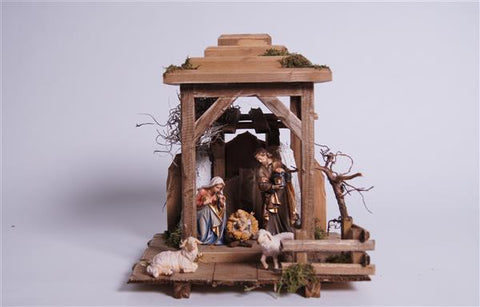 Holy Night Lantern - 7 Piece Kostner Nativity Set