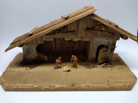 Rupert Series Nativity Scene