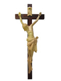 "17"" Historic Czech Myslbek Crucifix"