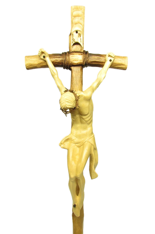 Large Suffering Servant Crucifix