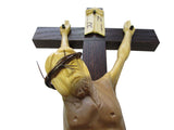 "17.5"" - 26"" Crown of the Thorns - Slovakian Crucifix"