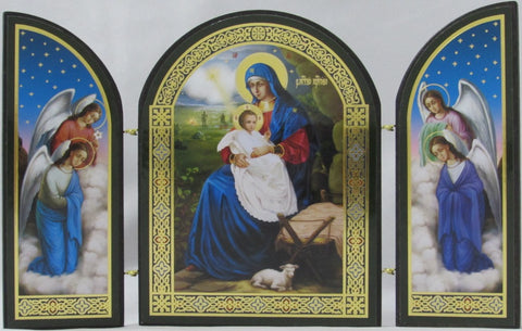 Small Nativity Triptych by Sofrino