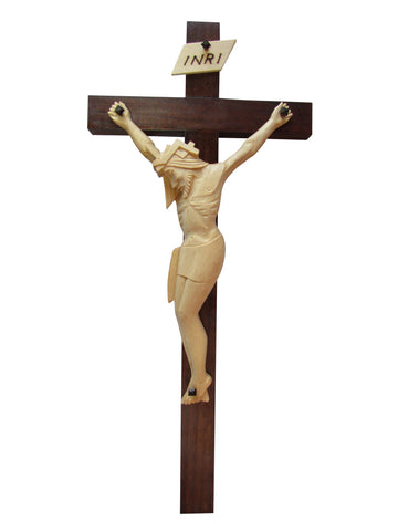 "14"" Traditional Slovakian Crucifix"