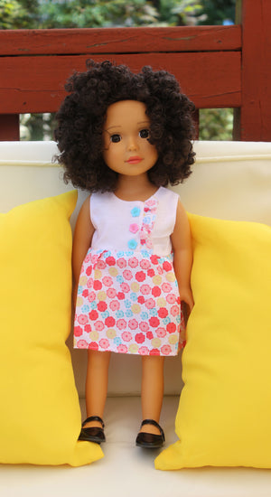 Flower Doll Dress