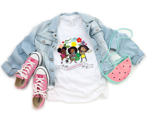 Kids Regular Fit Tee