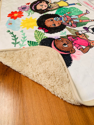 Sherpa Infant And Toddler Blanket