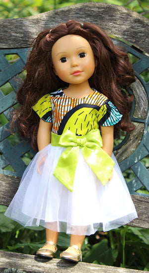 Light Brown Skin Tone Doll