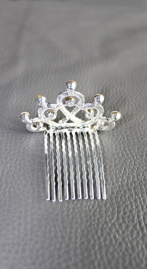 mini tiara for girls and dolls