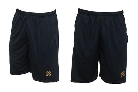 Homebrand X Shorts Black