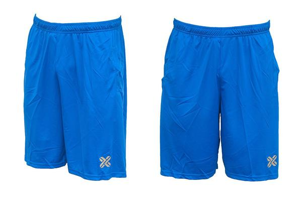 Homebrand X Shorts Blue