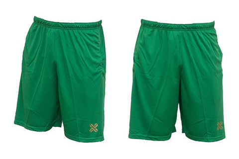 Homebrand X Shorts Green