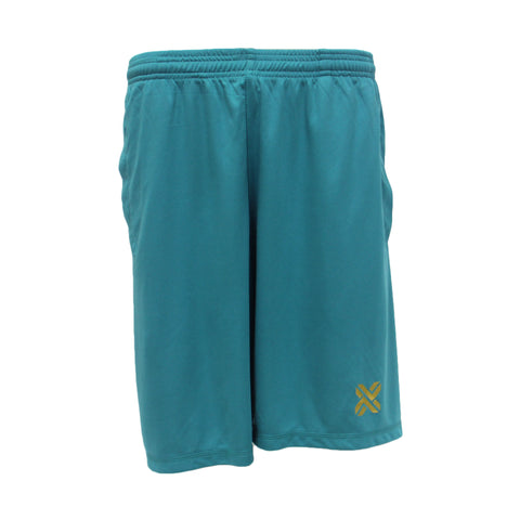 Homebrand X Shorts Teal