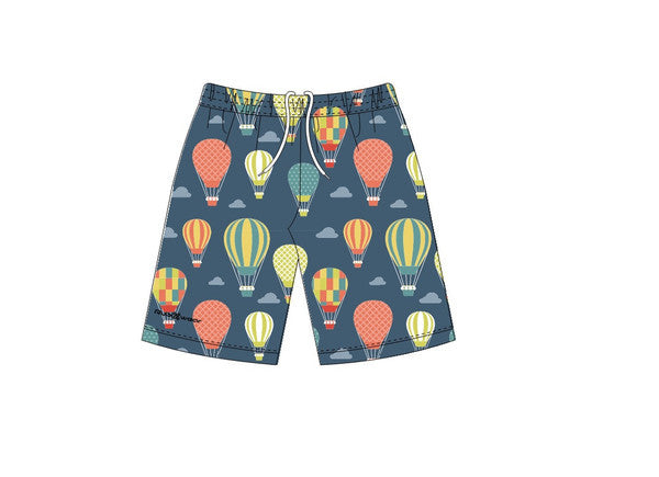 Wanderlust Sublimated Shorts