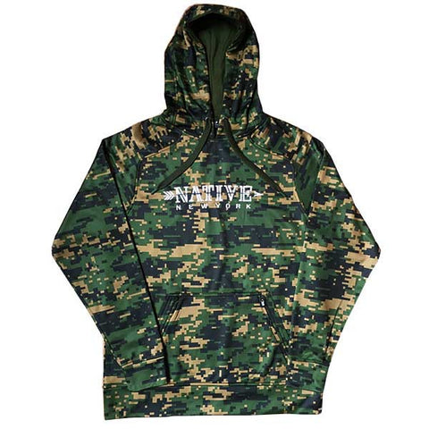 Arrow - Camo pullover - NativeNY