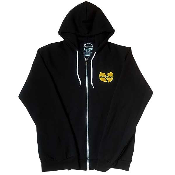 Nu-York Zip up - Black - NativeNY