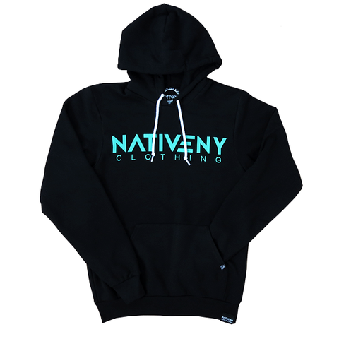 NATIVENY Pullover - Black - NativeNY