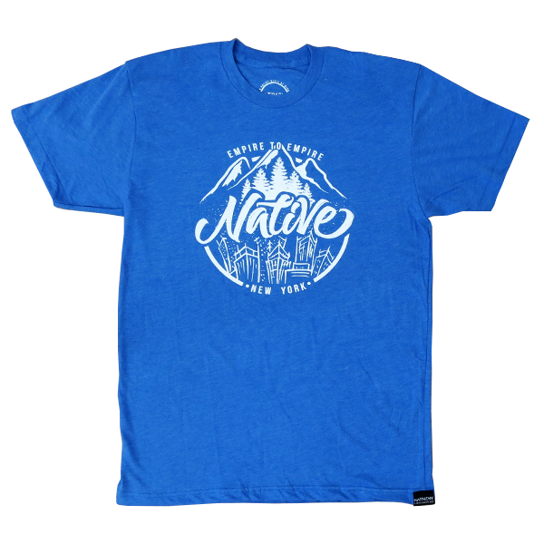 Empire to Empire - Heather Blue - NativeNY