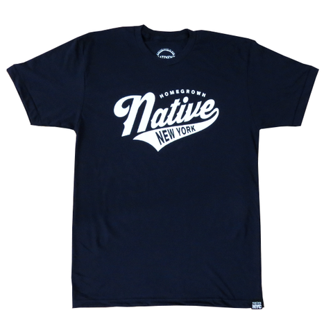 Homegrown - Navy/White - NativeNY